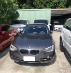 2014 BMW 118i 入主進口車首選 總代理 鑫總汽車