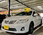 2012年 Altis/優質認證車/里程...
