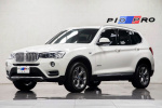 2015 BMW X3 20d柴油運動版.極...