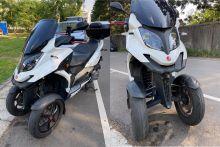 宏佳騰3D-350(山豬)黃牌3輪代步車