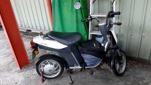 日本山葉YAMAHA-EC03原裝進口高檔次電動車出售(很少在騎,目前電池異常)