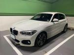 美好關係 16年 BMW 1-Series 1...