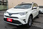 君豪汽車~RAV4 Hybrid旗艦版4WD環景影像電動尾門僅跑2萬多公里