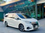 ODYSSEY七人座認證休旅車天窗自動停車ACC跟車雙電動滑門I-KEY等….