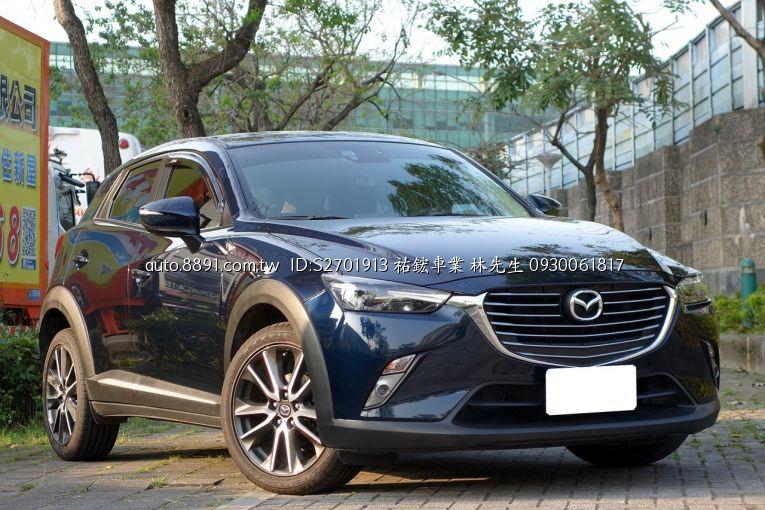Mazda CX-3 2017款 手自排 2.0L