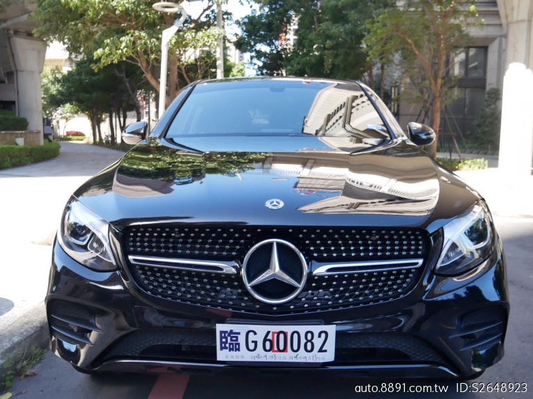 Mercedes-Benz GLC Coupe GLC300 2018款 自排 2.0L