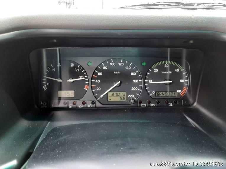 Volkswagen T4 1998款 自排 2.5L