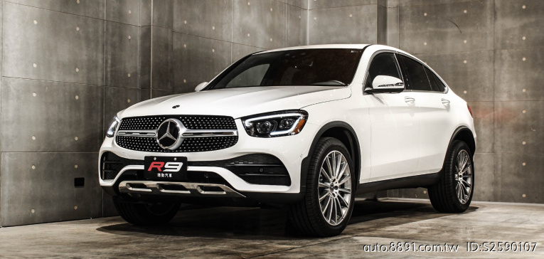 Mercedes-Benz GLC Coupe GLC300 2021款 手自排 2.0L